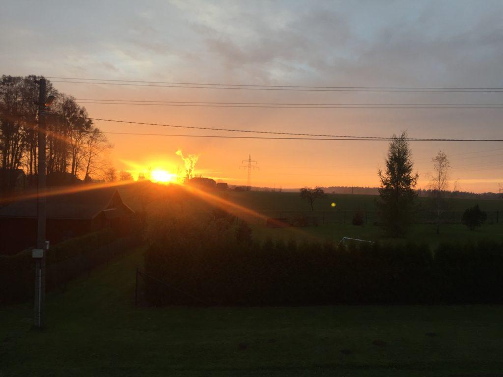 zapad-slunce