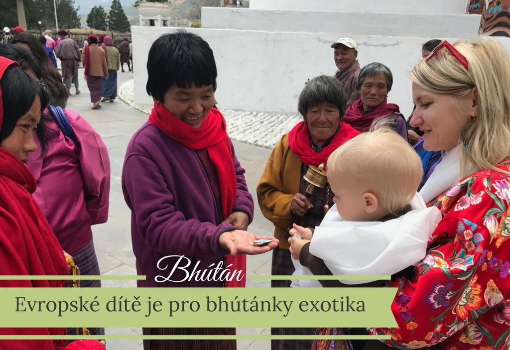 cestovani-s-detmi-bhutanske-zeny